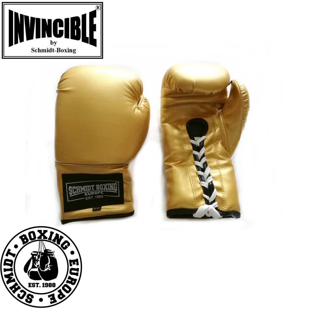 Invincible-Golden Gloves
